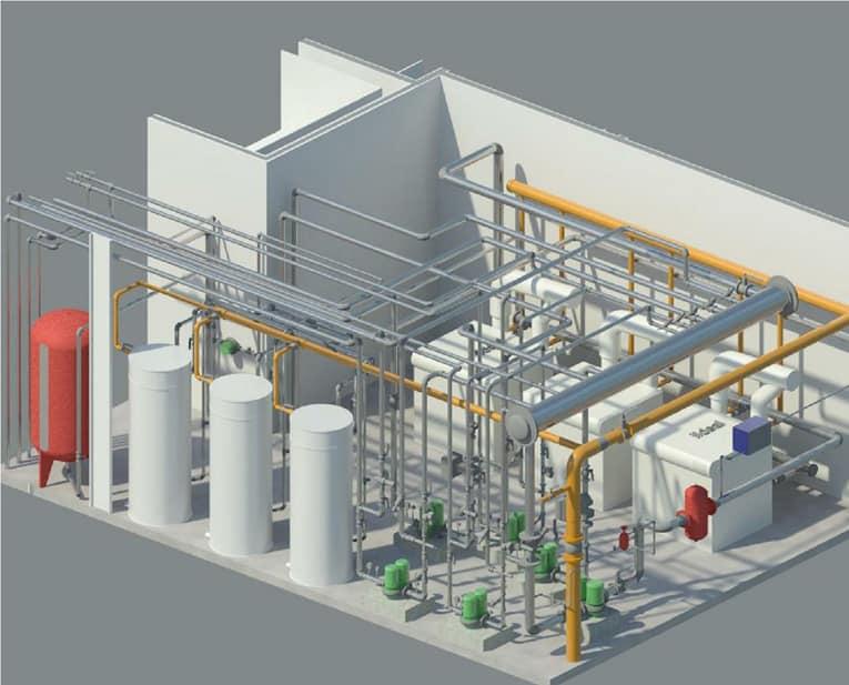 bim-plantroom-mep-render