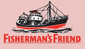 Fishermans Friend Logo